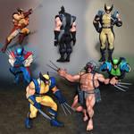 Ultimate Marvel vs Capcom 3 Wolverine