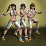 Dead Or Alive 5 Ultimate Leifang Legacy