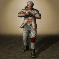 Dead Or Alive 5 Ultimate Leon 1 by ArmachamCorp