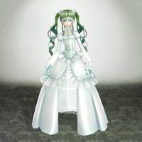 Project Diva F 2nd Hatsune Miku by ArmachamCorp