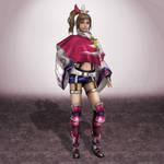 Samurai Warriors 4 Kunoichi