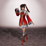 Dynasty Warriors 8 Daqiao