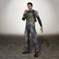 Shadow Complex Jason by ArmachamCorp