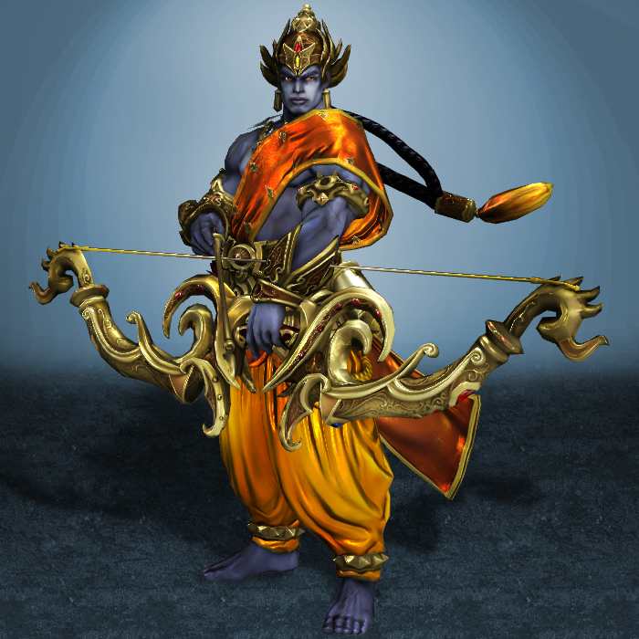 Warriors Orochi 3 Ultimate Delete Save Data: SMITE Rama By ArmachamCorp On DeviantArt