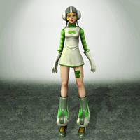 X Blades Ayumi Costumes Blades of Time ...