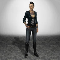 WATCH DOGS Clara Lille by ArmachamCorp
