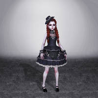 Asker Online Black Eye Kid