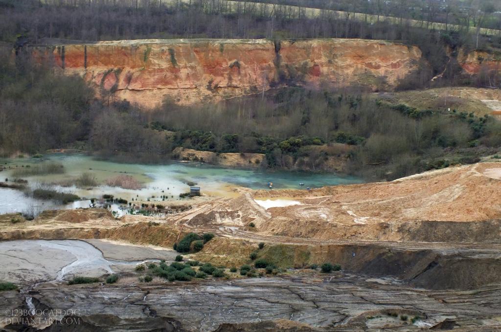 Quarry by 123boocatdog