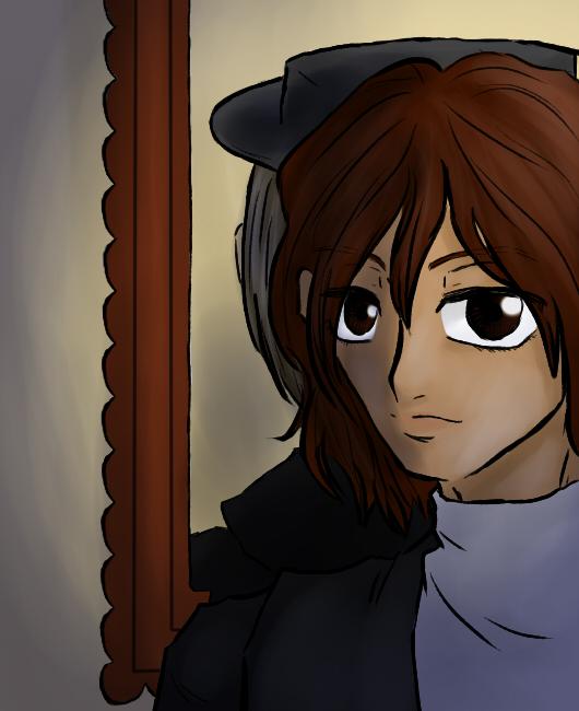 David Talbot by Animefanka