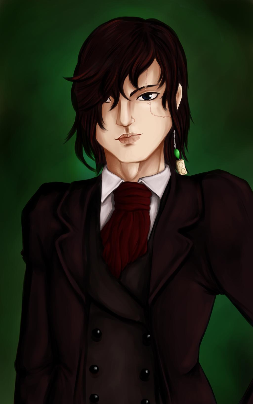 Lord Arren [contest entry] by Animefanka