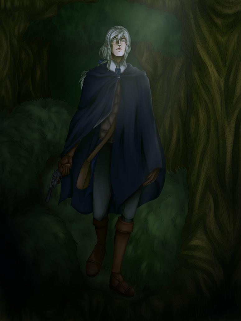 Hunter by Animefanka