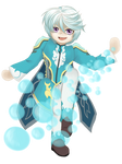 Seraphim of water by Animefanka