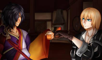 Tales of Bonding by Animefanka