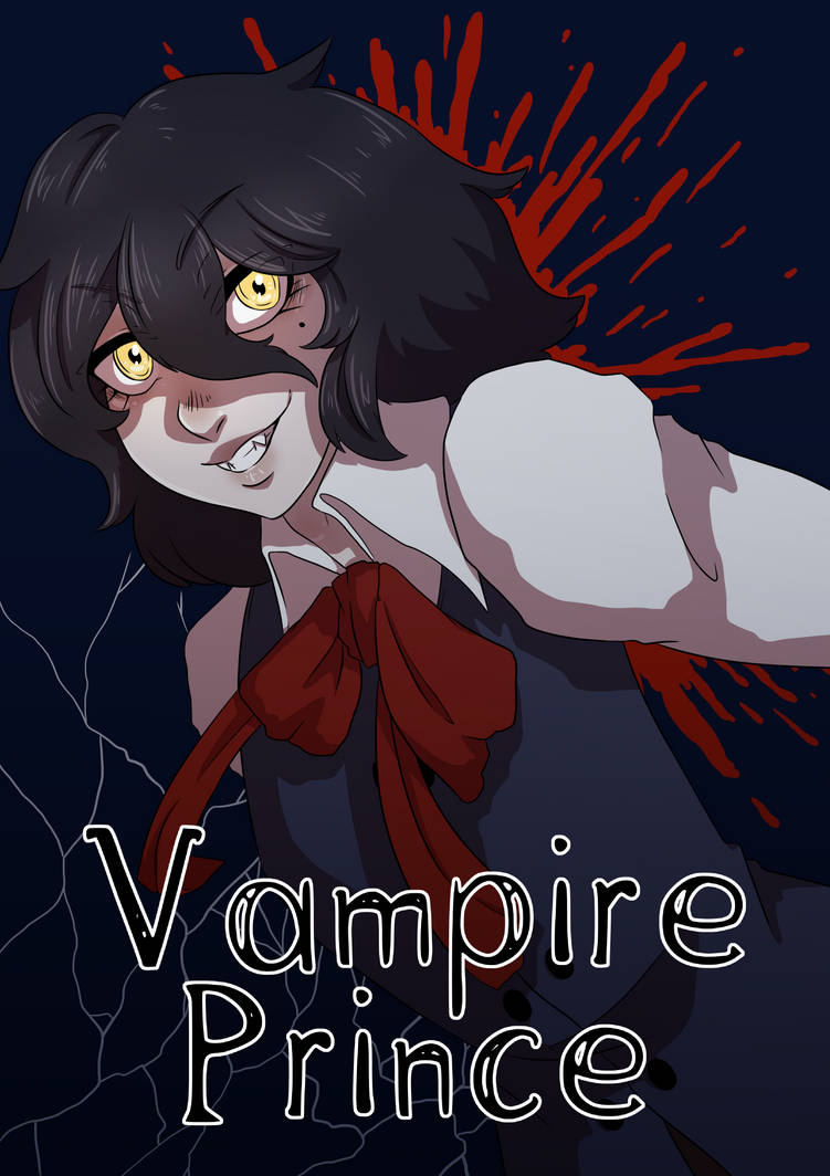 Vampire Prince new cover
