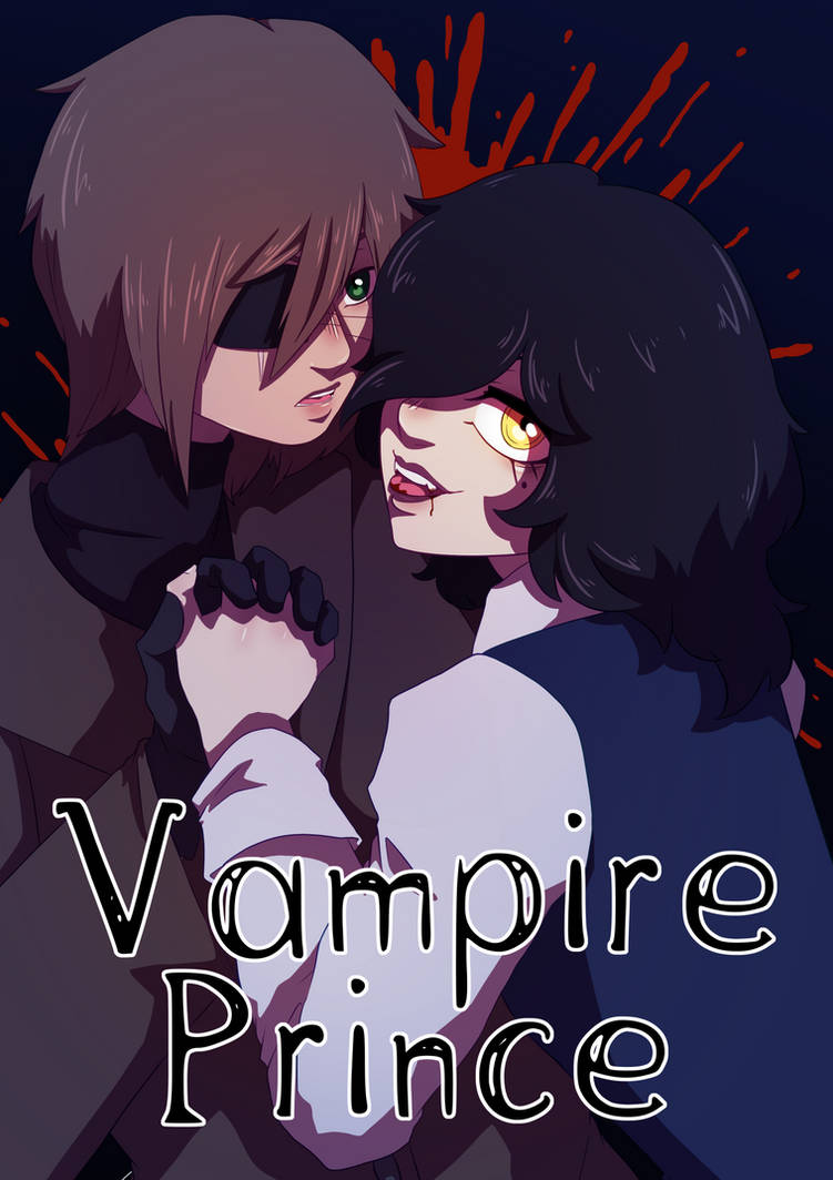 Vampire Prince - new cover