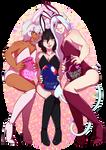 Happy Easter by Animefanka