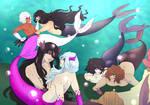 Mermay 2021 by Animefanka