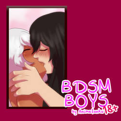 BDSM Boys page 155 is out