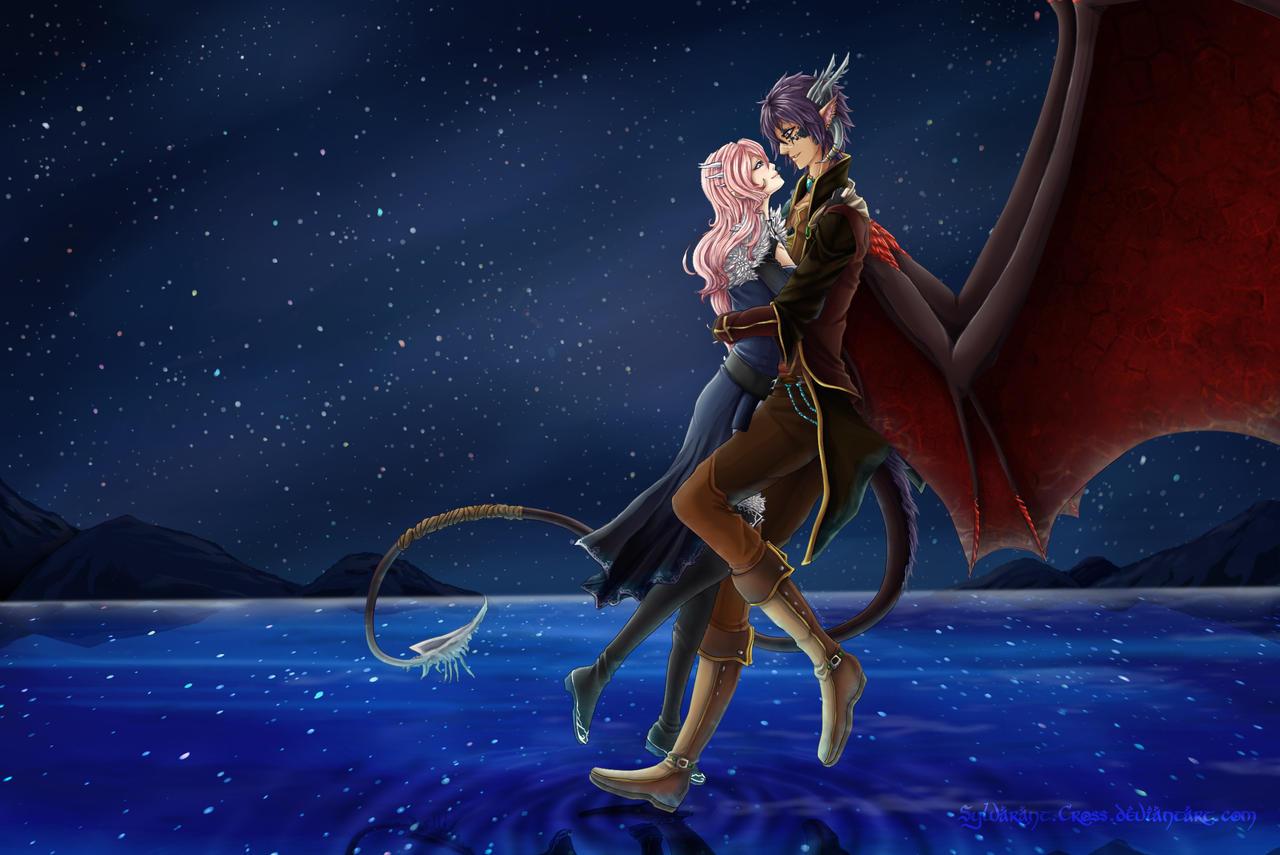 Vex and Di- Starlit Serenade by Sylvaerian