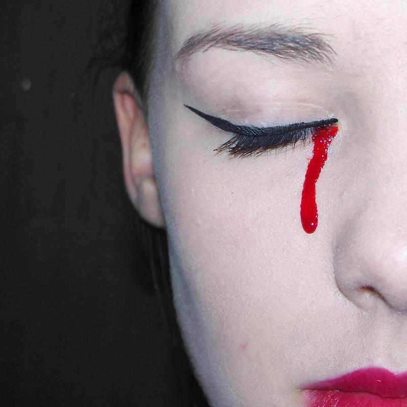 Blood Lust-Blood Tear. by Superbeautifulbeast on DeviantArt