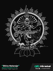 Plak MX | Shiva Nataraja by OreaParaebol
