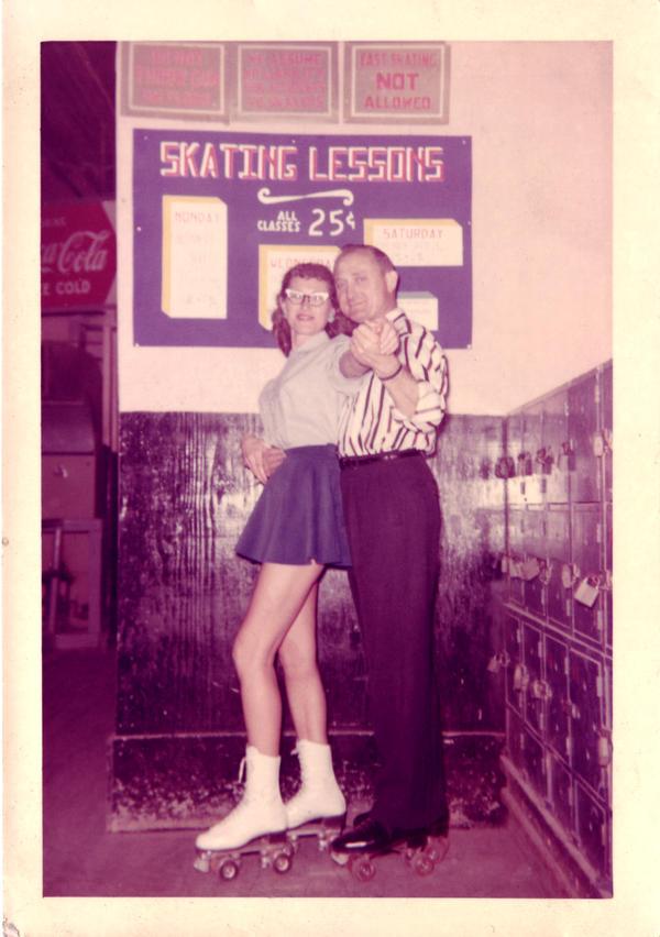 Dance Skaters by stlcrazy