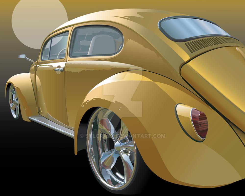 Golden One by stlcrazy