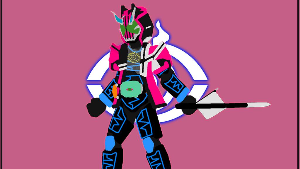 Kamen Rider Ghost Hibiki Damashii by Zeronatt1233 on DeviantArt