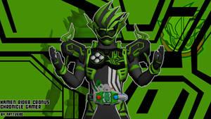Kamen Rider Cronus Chronicle Gamer by Zeronatt1233