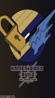 Kamen Rider Build KeyDragon Form by Zeronatt1233