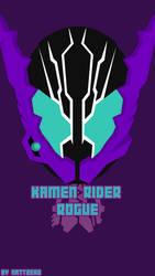 Kamen Rider Rogue by Zeronatt1233