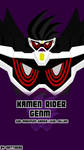 Kamen Rider Genm God Maximum Gamer Lv Billion