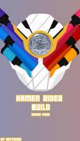 Kamen Rider Build Genius Form by Zeronatt1233