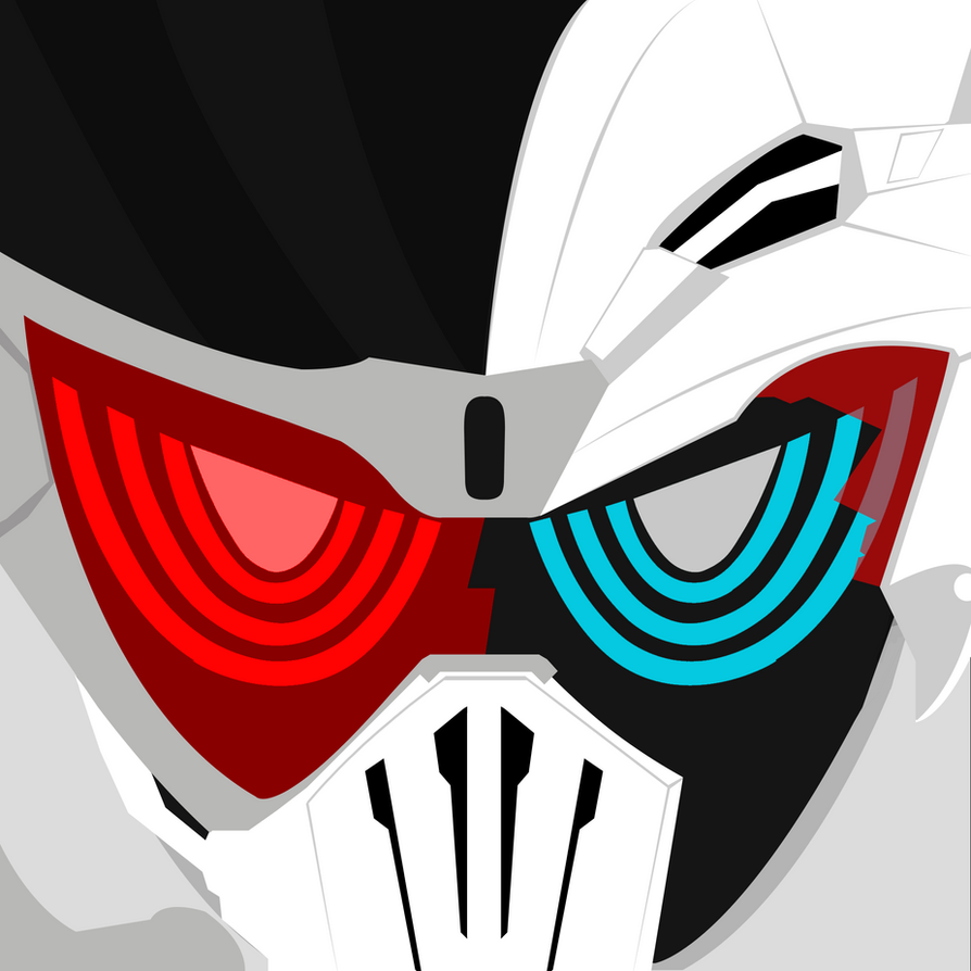 Kamen Rider Genm Zombie Gamer Level X by Zeronatt1233