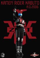 A.D.2006 Kamen Rider Kabuto by Zeronatt1233