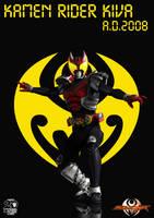 A.D.2008 Kamen Rider Kiva by Zeronatt1233