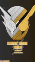 Kamen Rider Build Trial Form RabbitDragon by Zeronatt1233