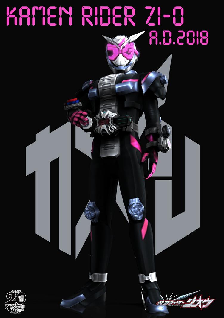 A.D.2017 Kamen Rider Zi-O by Zeronatt1233