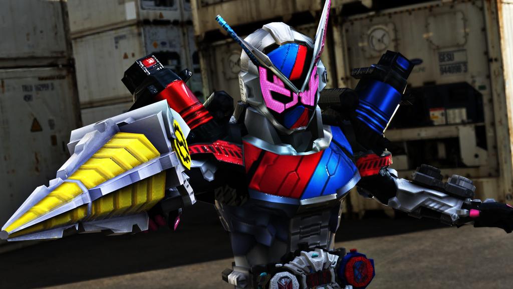 Armor Time:Build! by Zeronatt1233