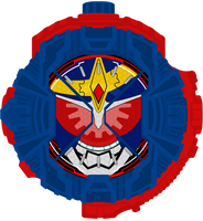 Gaim Ichigo Arms RideWatch by Zeronatt1233