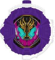 Fanmade:Prime Rogue RideWatch by Zeronatt1233