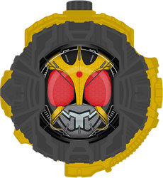 Kuuga Amazing Mighty RideWatch