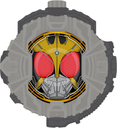Kuuga Ultimate Form RideWatch