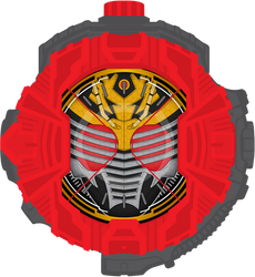 Ryuki Survive RideWatch