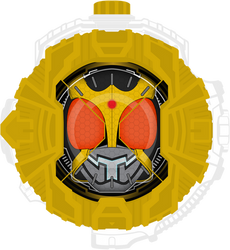 Fanmade:Kuuga Growing Form RideWatch by Zeronatt1233