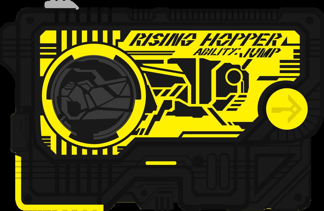 Rising Hopper ProgriseKey