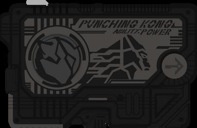 Punching Kong ProgriseKey