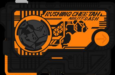 Rushing Cheetah ProgriseKey