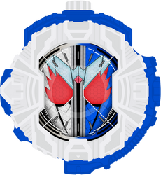 Fanmade:W FangTrigger RideWatch
