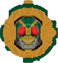 Fanmade: Another Agito RideWatch
